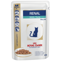 Royal Canin Renal With Tuna Feline Pouches